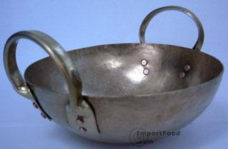 brass wok, thai