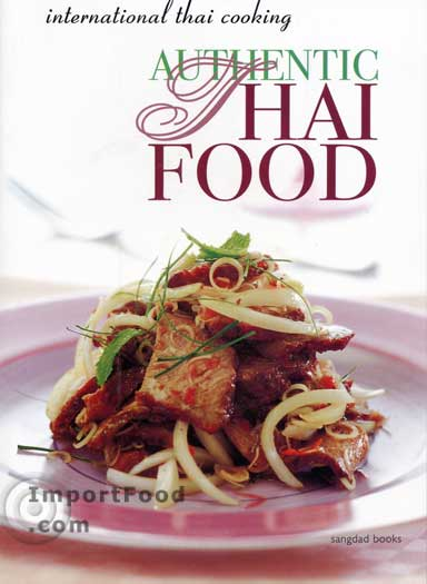 Authentic thai food recipes