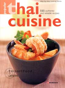 Popular Thai Cuisine, Sangdad Books