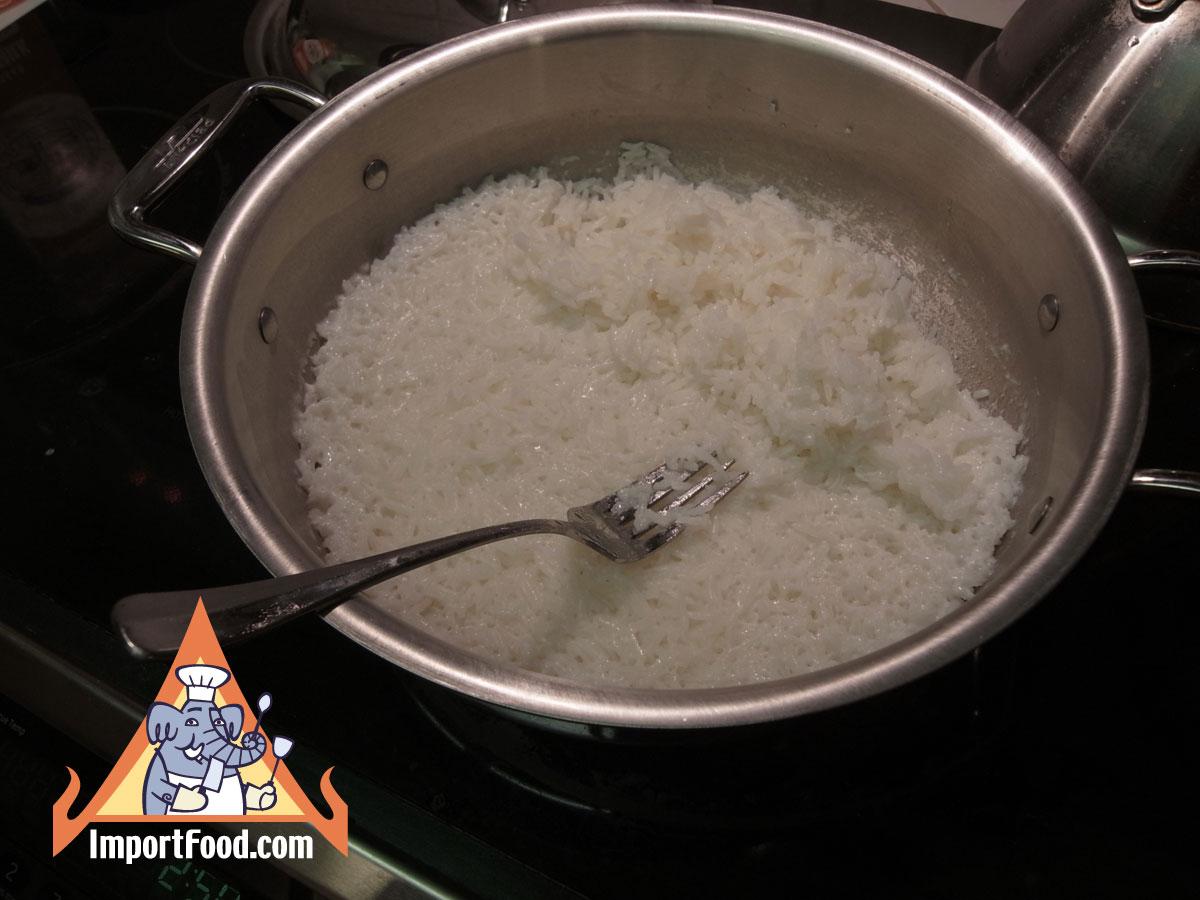 Thai Coconut Rice - ImportFood.com