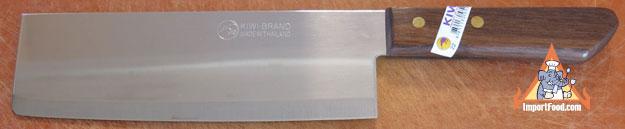 thai chopping knife, kiwi