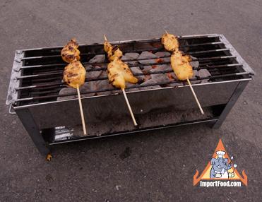 satay grill