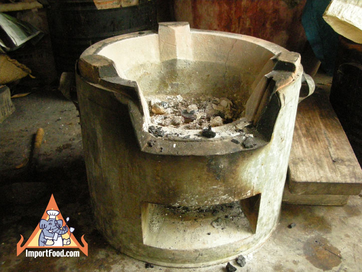 Tao Thai Charcoal Cooker Available At Importfood Com