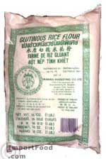 Glutinous Rice Flour, thai