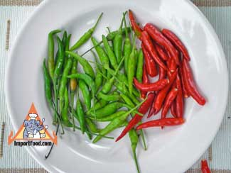 thailand chile pepper