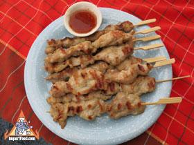 Grilled Turmeric Chicken (Gai Yang Khamin) Recipes — Dishmaps
