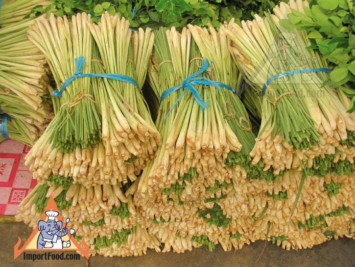 how to use dried lemongrass stalks
