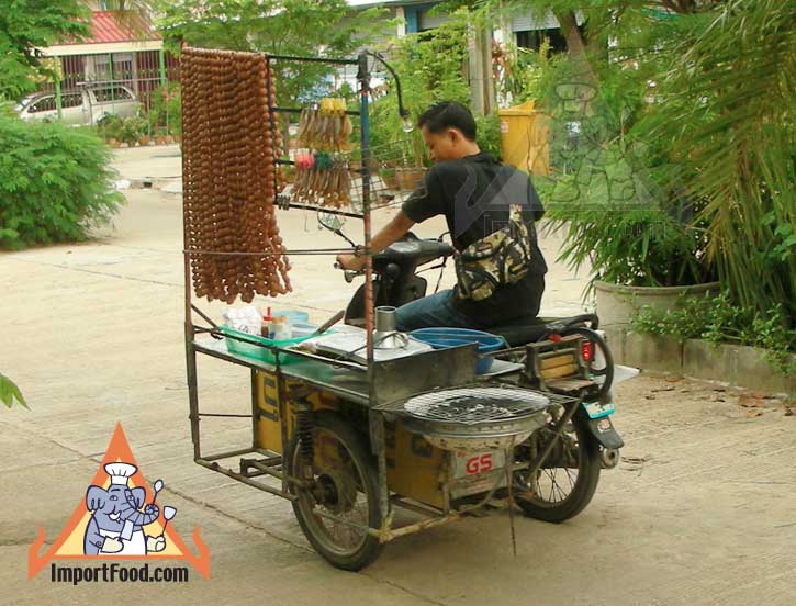 Image result for motorcycle with a grill in thailand