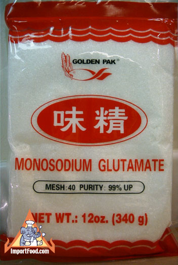 monosodium glutamate msg available from importfood