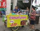 Yum Naem Khao Tod