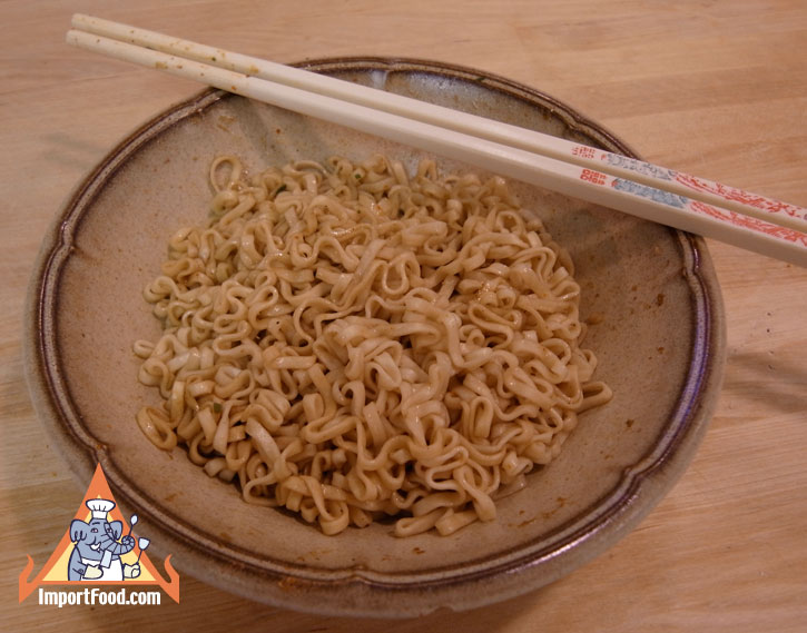 how to make mama noodles