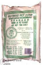 Glutinous Rice Flour, 16 oz