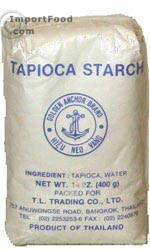 Tapioca Starch/Flour, 14 oz