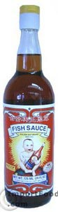 Fish sauce, Golden Boy brand, 24 oz