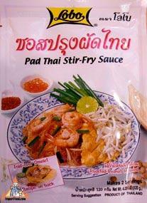 Lobo brand, Pad Thai, 4.23 oz