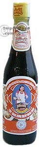 Oyster sauce, Maekrua brand, 12 oz bottle