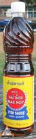 Fish Sauce, Mae Noy brand, 750 cc (25 oz)