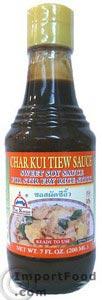Char kui tiew sauce, 7 oz