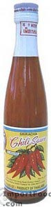 Sriracha sauce, Shark brand, Strong, 7 oz