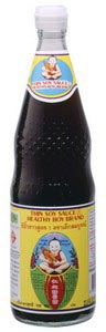 Soy sauce, thin (light), Healthy Boy, 10 oz
