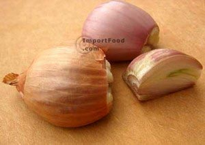 Fresh shallot, 16 oz