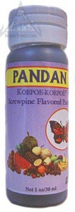 Pandan essence (screwpine paste), 1 oz