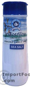 Thai sea salt, 10.5 oz
