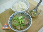 Bean Vermicelli Soup with Pork, 'Tom Jude Woonsen'