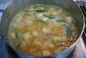 Thai-Style Butternut Squash Soup - Simmer