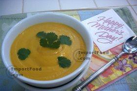 Thai-Style Butternut Squash Soup - Butternut Squash Soup