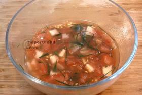 Thai Crispy Stir-Fried Noodle, 'Mee Krob' - Tamarind tomato sauce