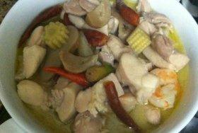 Tom Kha soup ^_^