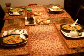 User uploaded image for Penang Chicken Curry, 'Penang Gai'