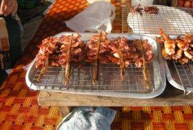 Vendor in Thailand