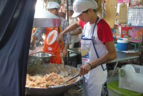 User uploaded image for Thai Crispy Stir-Fried Noodle, 'Mee Krob'