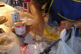 Roti Vendor