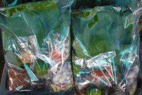 Miang Kham fresh set sold in Bangkok