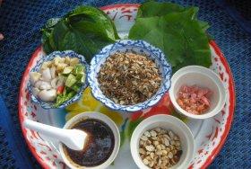 Miang Kham made in Kanchanaburi Thailand