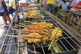 User uploaded image for Thai Barbecue Chicken, 'Gai Yang'