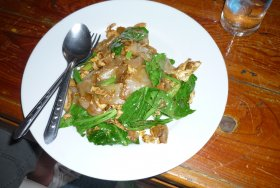 User uploaded image for Thai-Style Wide Noodles In Thick Sauce, 'Kuaytiao Lad Na'