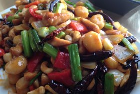 User uploaded image for Thai Cashew Chicken, 'Gai Pad Med Mamuang Himaphan'
