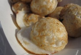 User uploaded image for Thai Coconut Pudding, 'Khanom Krok'
