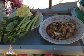 Larb Vendor, Thailand
