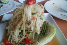 User uploaded image for Thai Green Papaya Salad, 'Som Tum'