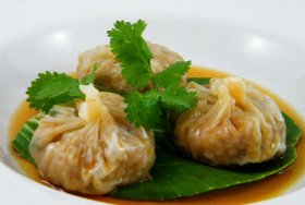 User uploaded image for Steamed Thai Dumplings, 'Pun Sip Neung'