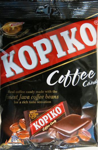 coffee candy, kopiko