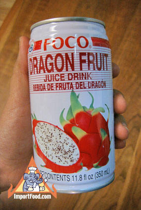dragon fruit juice drink