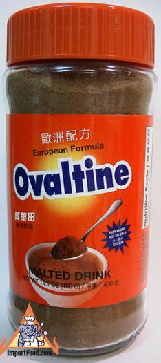 Thai Ovaltine, Available Online at ImportFood.com