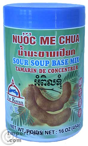 tamarind concentrate thai