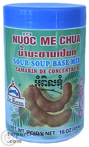 tamarind concentrate thai